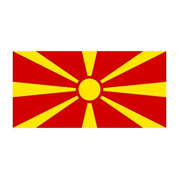 Makedonya Bayrağı Vector