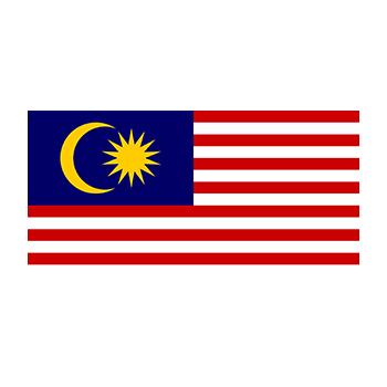 Malezya Bayrağı Vektör