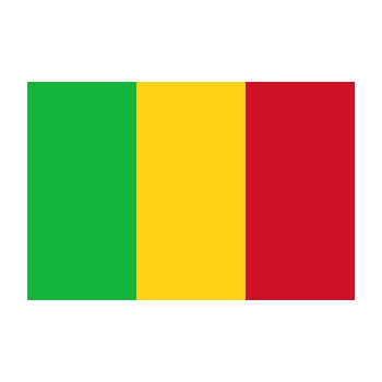Flag of Mali Vector