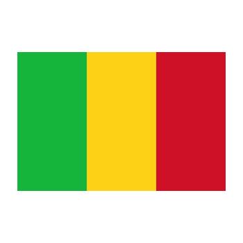 Mali Bayrağı Vector