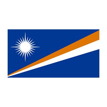 Flag of the Marshall Islands Vector