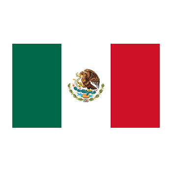 Meksika Bayrağı Vektör