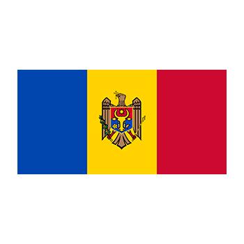 Moldova Bayrağı Vector