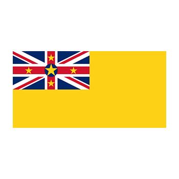 Niue Bayrağı vector
