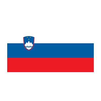 Slovenya Bayrağı Vector