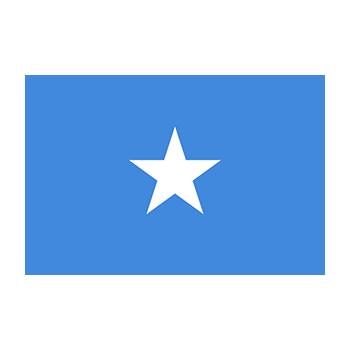 Somali Bayrağı Vektör