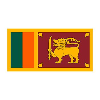 Sri Lanka Bayrağı Vector