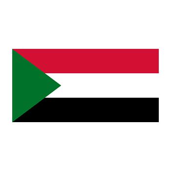 Sudan Bayrağı Vector