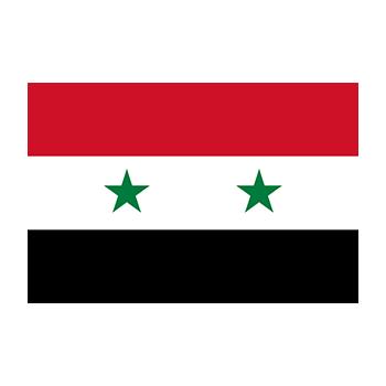 Suriye Bayrağı Vektör