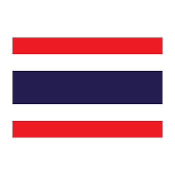 Tayland Bayrağı Vector