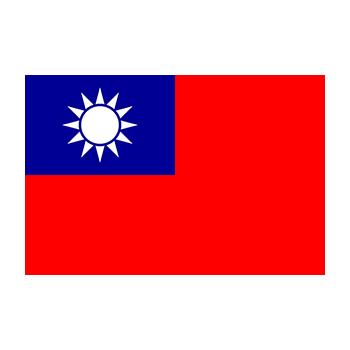 Tayvan Bayrağı Vector