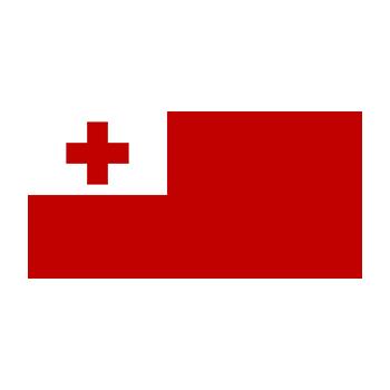 Tonga Bayrağı Vector