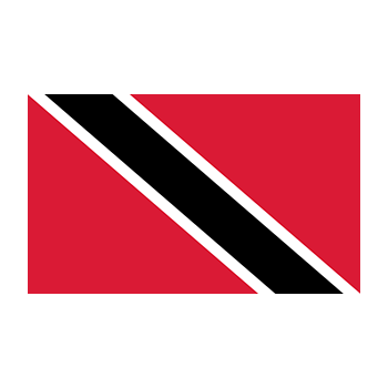 Trinidad ve Tobago Bayrağı Vektör