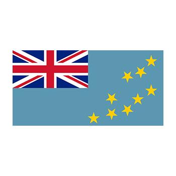 Tuvalu Bayrağı Vector