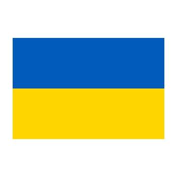 Ukrayna Bayrağı Vector