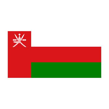 Flag of Oman Vector