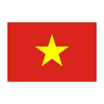 Vietnam Bayrağı Vektör