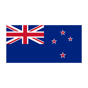 Flag of New Zealand Vector